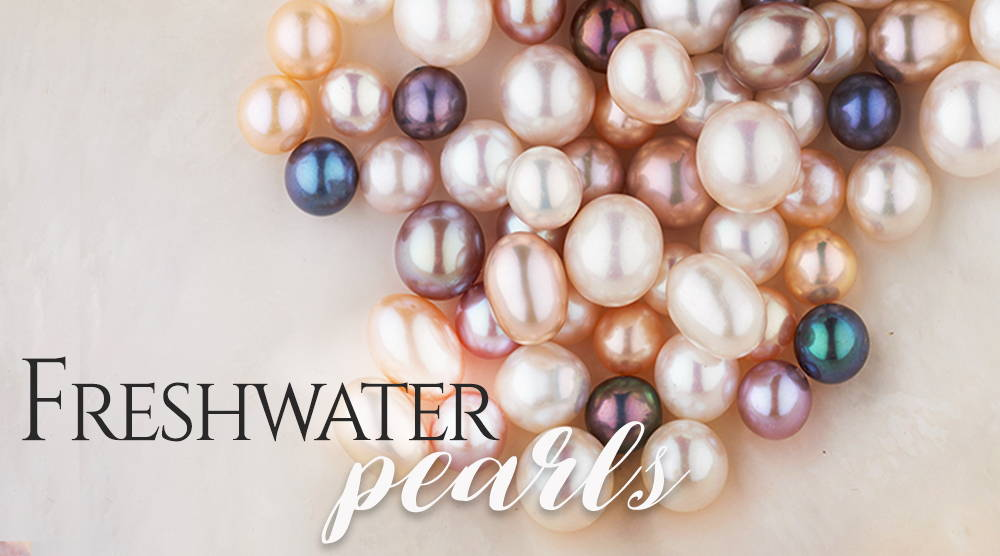 Freshwater Pearls Glamour