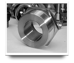 CNC Production Machined Parts