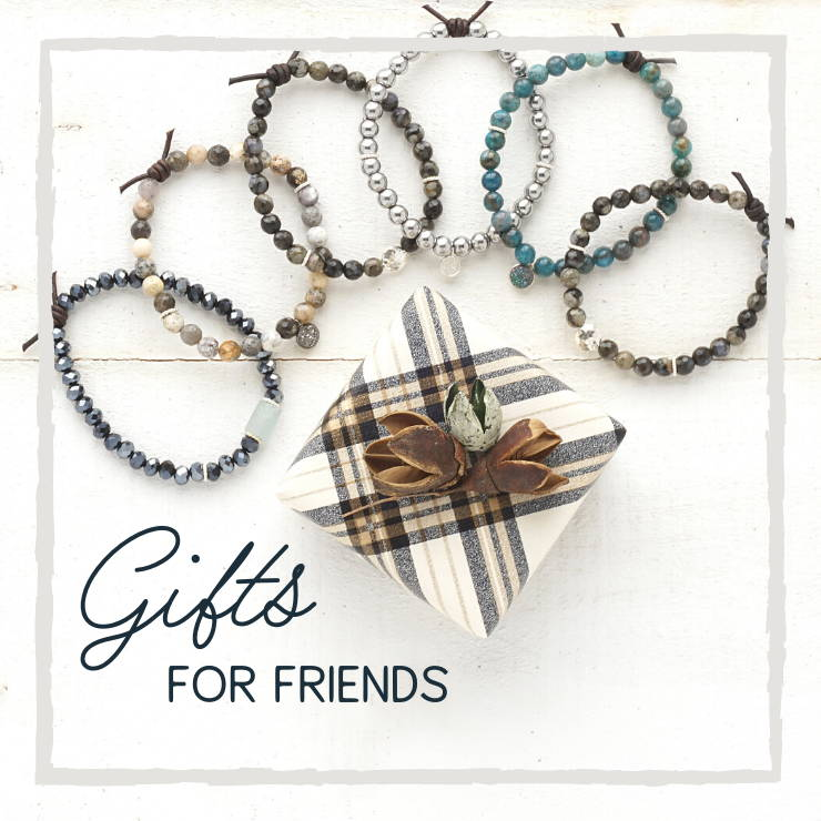 Holiday gifts for friends