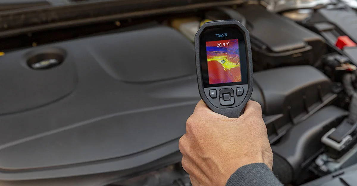 FLIR TG275 Thermal Camera