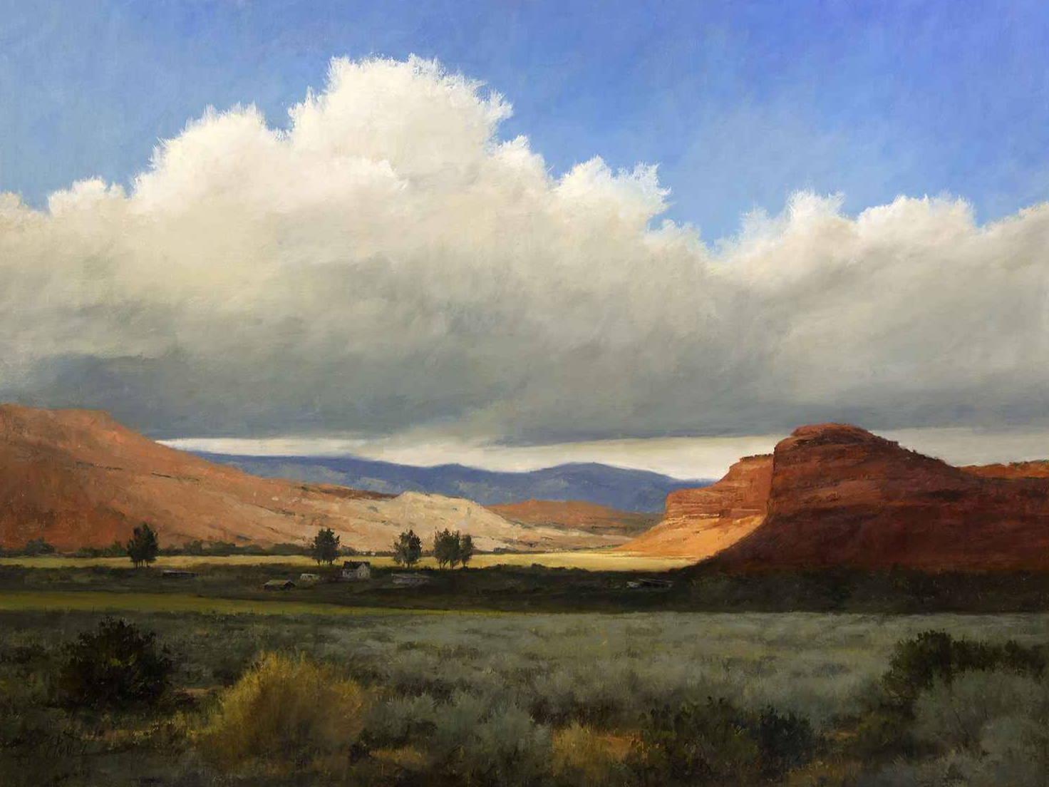 Peggy Immel. Plein Air Art. Landscape Art. Sorrel Sky Gallery. Santa Fe Art Gallery. Maura Allen. Edward Aldrich. Kevin Red Star. Ray Hare. Durango Art Gallery.