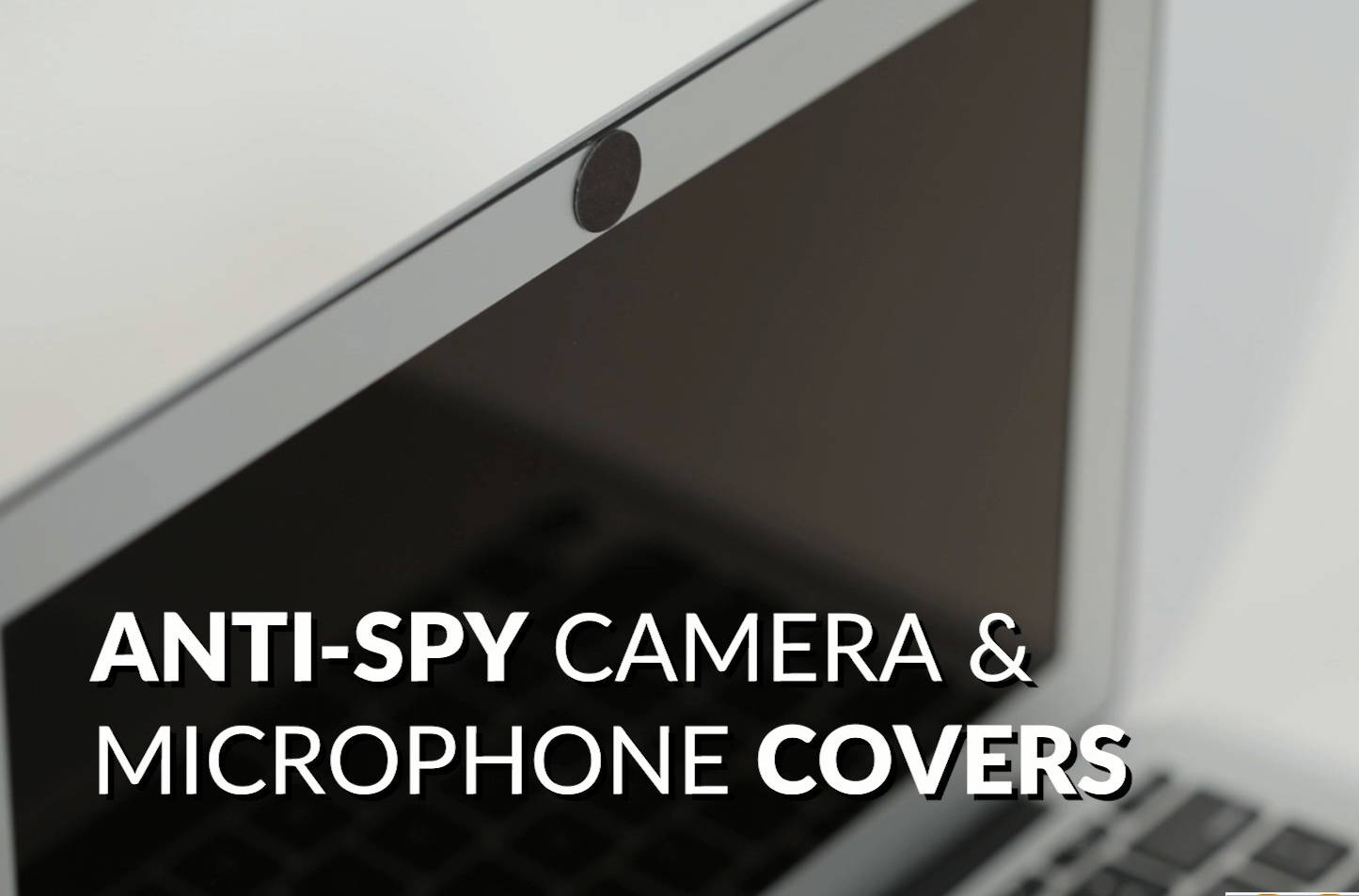 webcam cover on a laptop anti spy tech that is easy to use