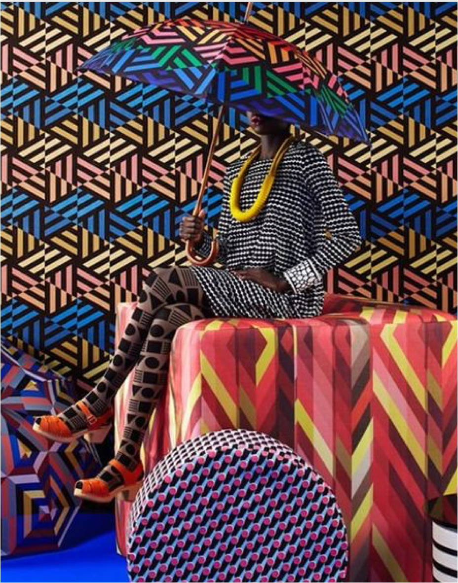 dc4b9c6443d Photo credit  Africanprintfashion.com. Maximalism ...
