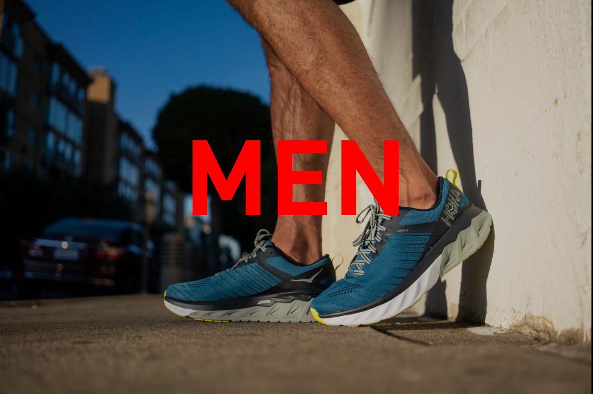 Hoka  Running Shoes Men