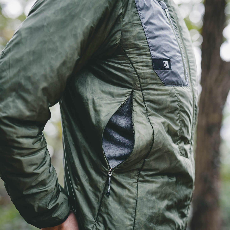 「ポリゴン2ULジャケット」がちょうどいい!冬にこそ楽しみたい低山ハイキングのススメ