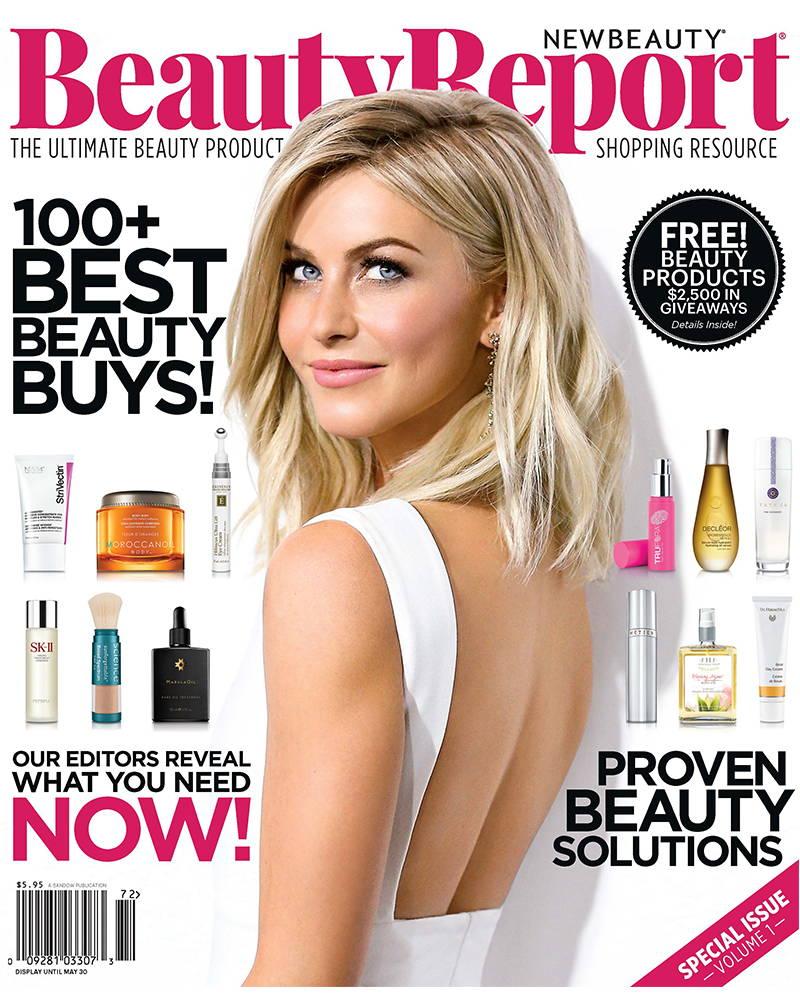 Beautybe Magazine Cover