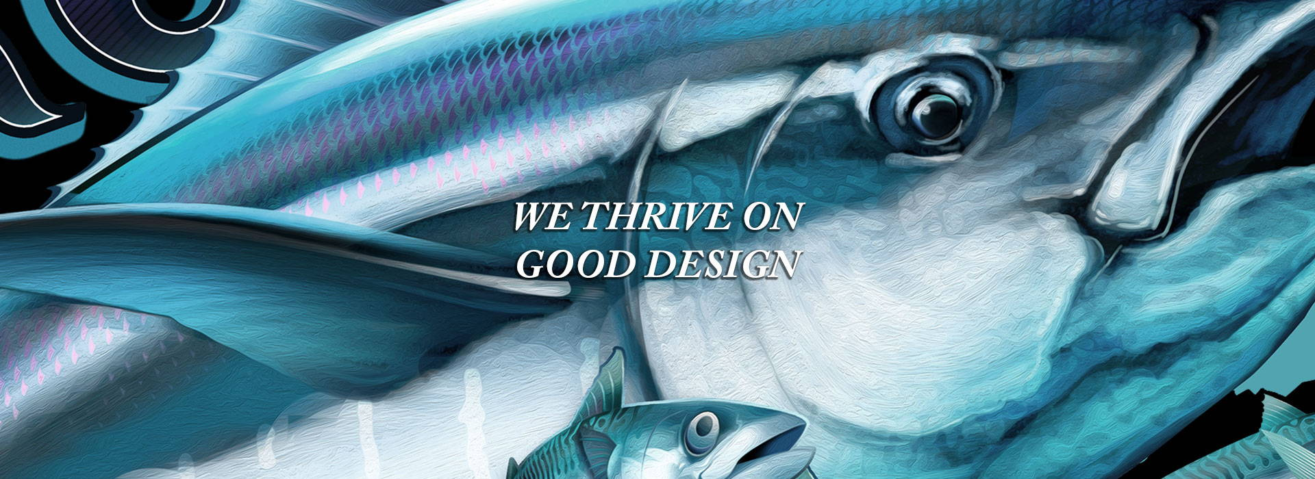 we thrive on good design quote by briny