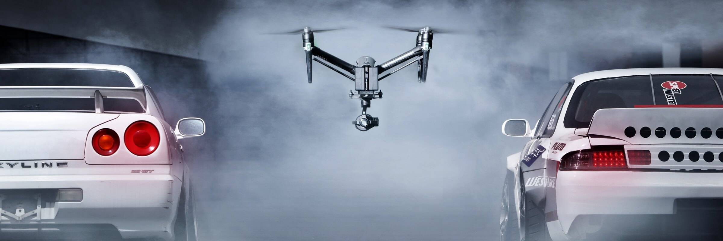 DJI Inspire 2 Obstacle Avoidnace