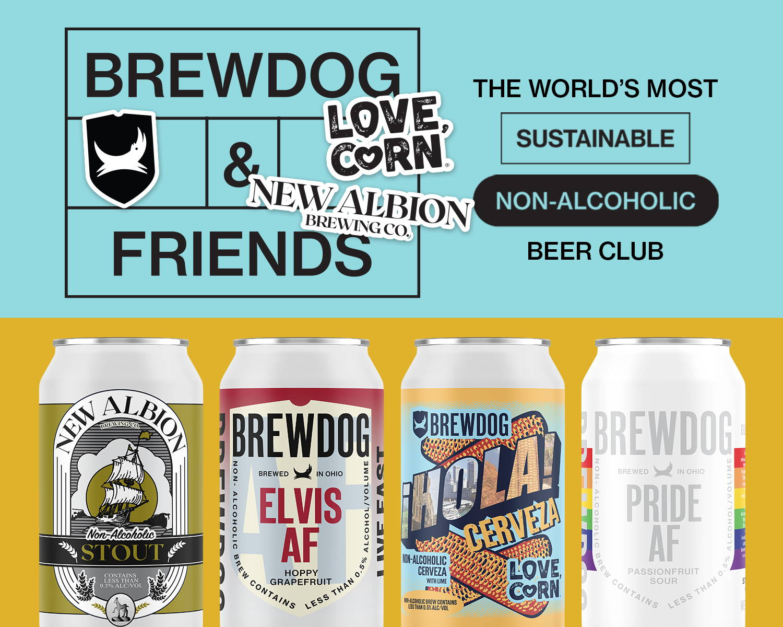 BrewDog & Friends: August Box