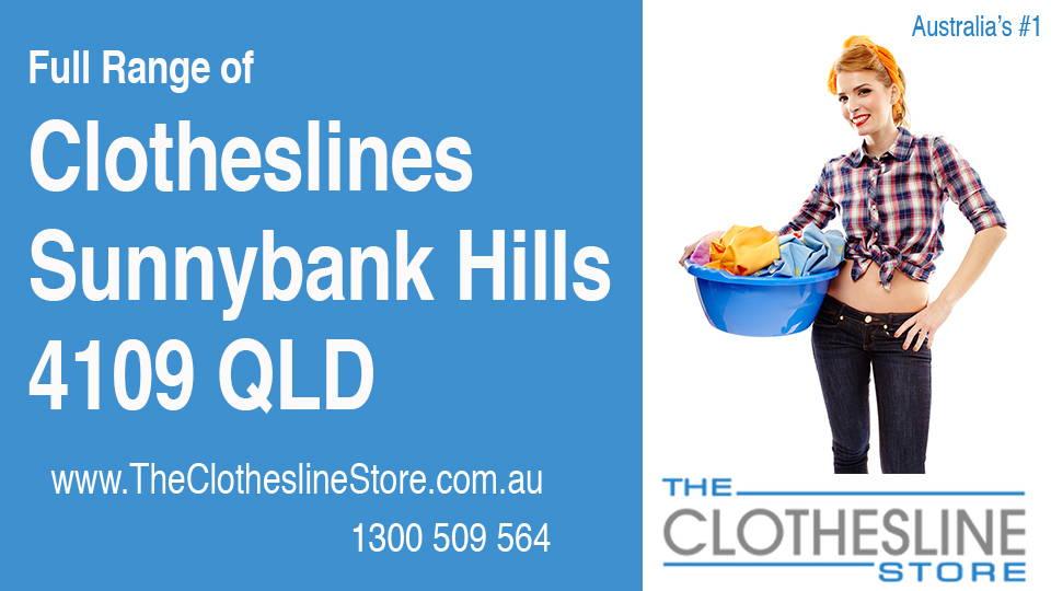 New Clotheslines in Sunnybank Hills Queensland 4109