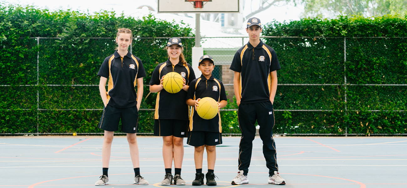 Sports uniform for Toongabbie Christian College by Valour Sport