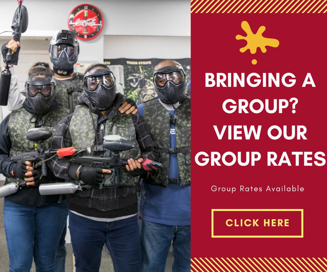 Group Paintball Rates
