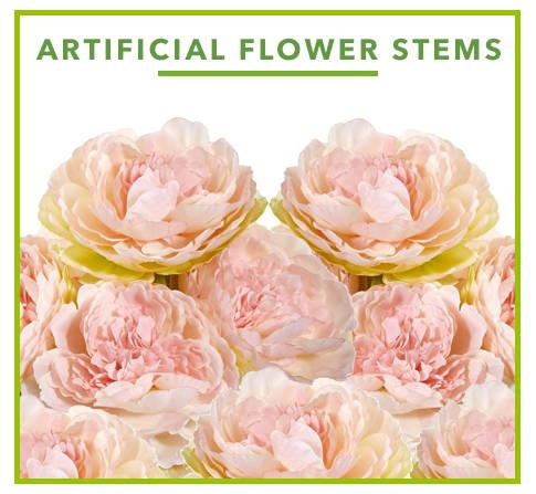 Artificial Flower Stems