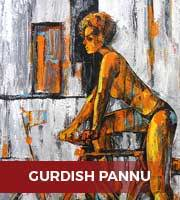 Gurdish Pannu's Paintings