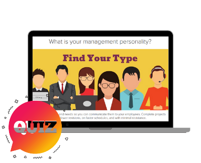 what's your management personality quiz