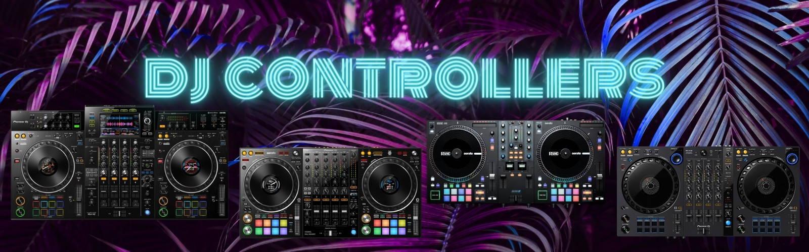Top Dj Controllers Pioneer DJ Rane