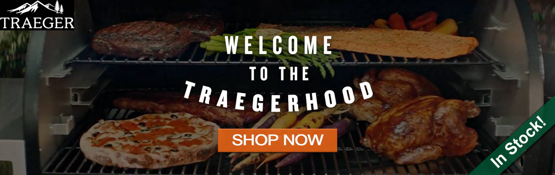 Shop Traeger Grills & Cooking Items