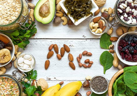 Magnesiummangel beheben durch Ernährung