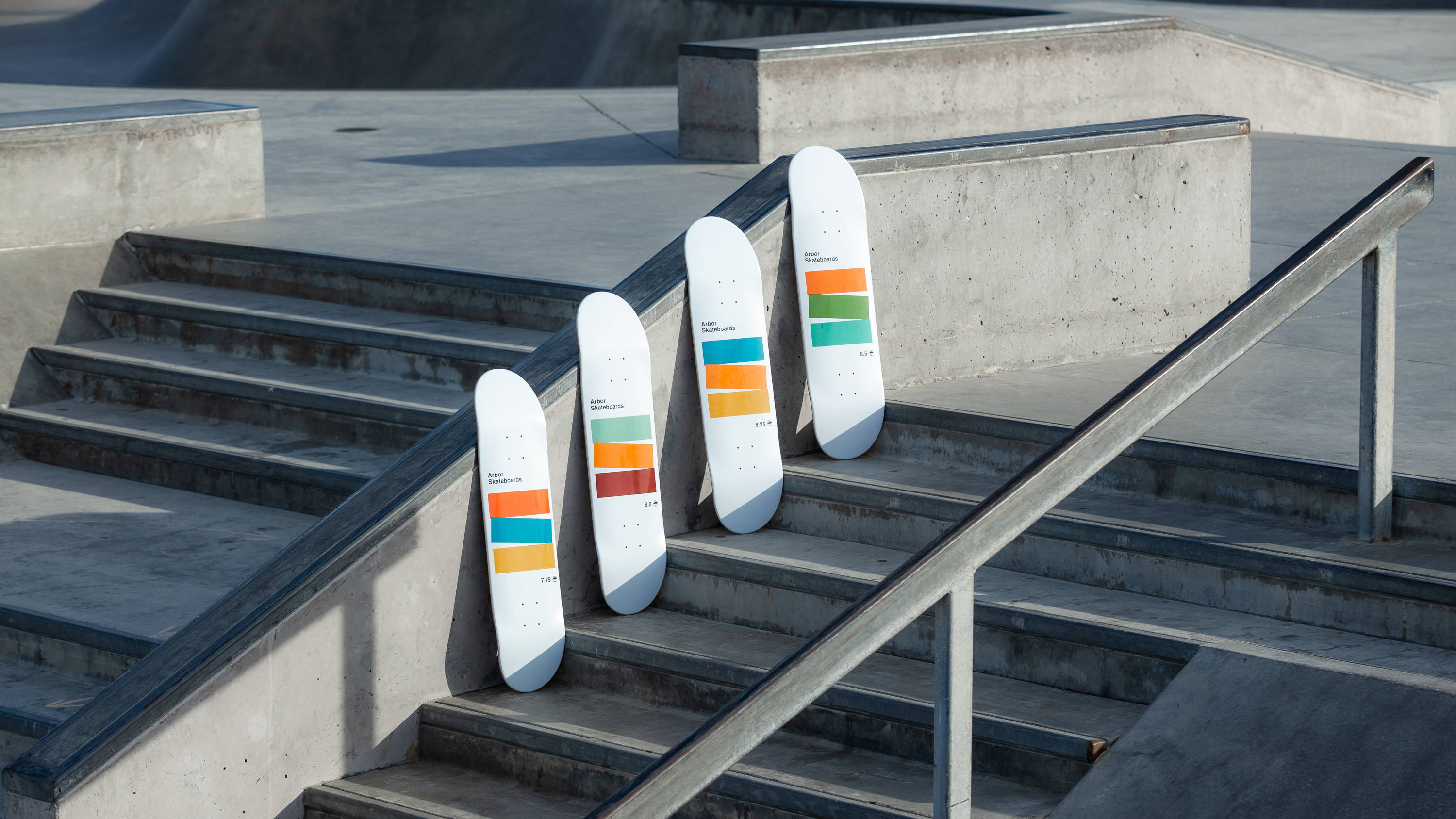 Whiskey Team Series Skateboards