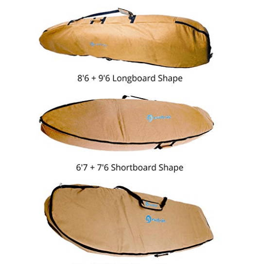 Eco Surfboard Travel Bag by Wave Tribe