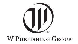 W Publishing Group Logo