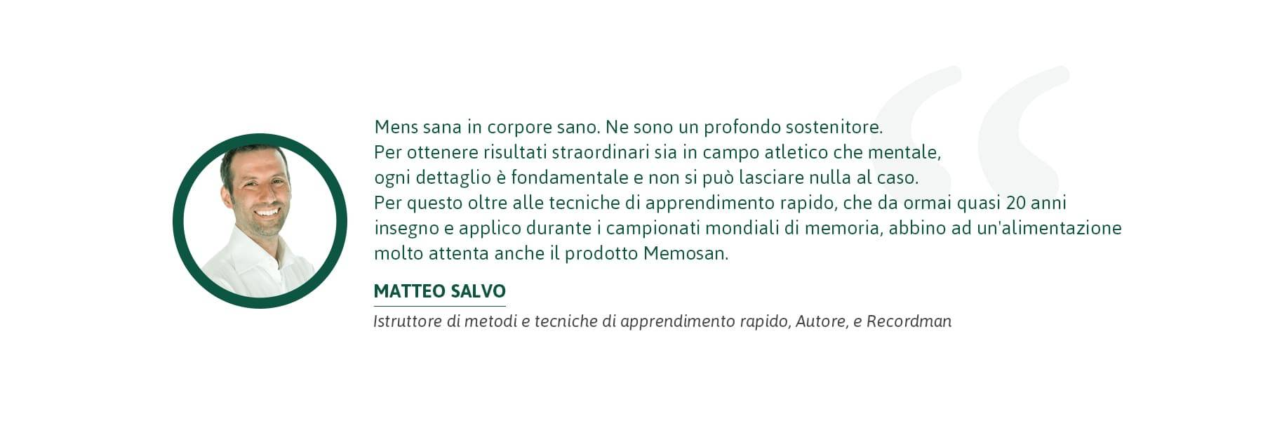 Matteo Salvo