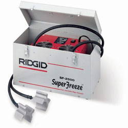 Ridgid Tube Freezing and Thawing