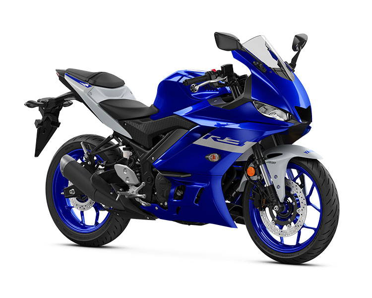 YAMAHA YZF-R3 (Learner Approved)