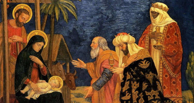 Sunday Reflection, Sunday Meditation, Feast of the epiphany reflection