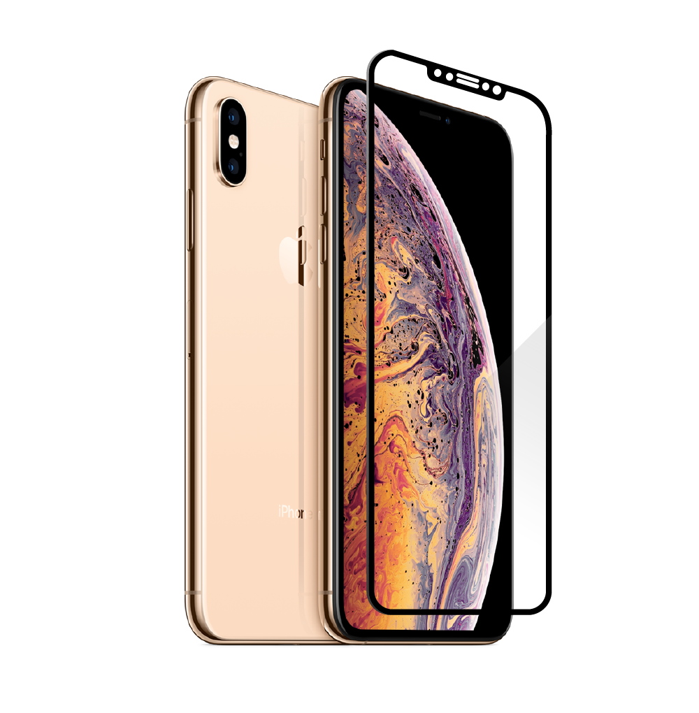 iPhone X / XS Tempered Glass Screen Protector