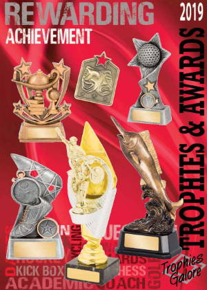 Trophies Galore Main Catalogue