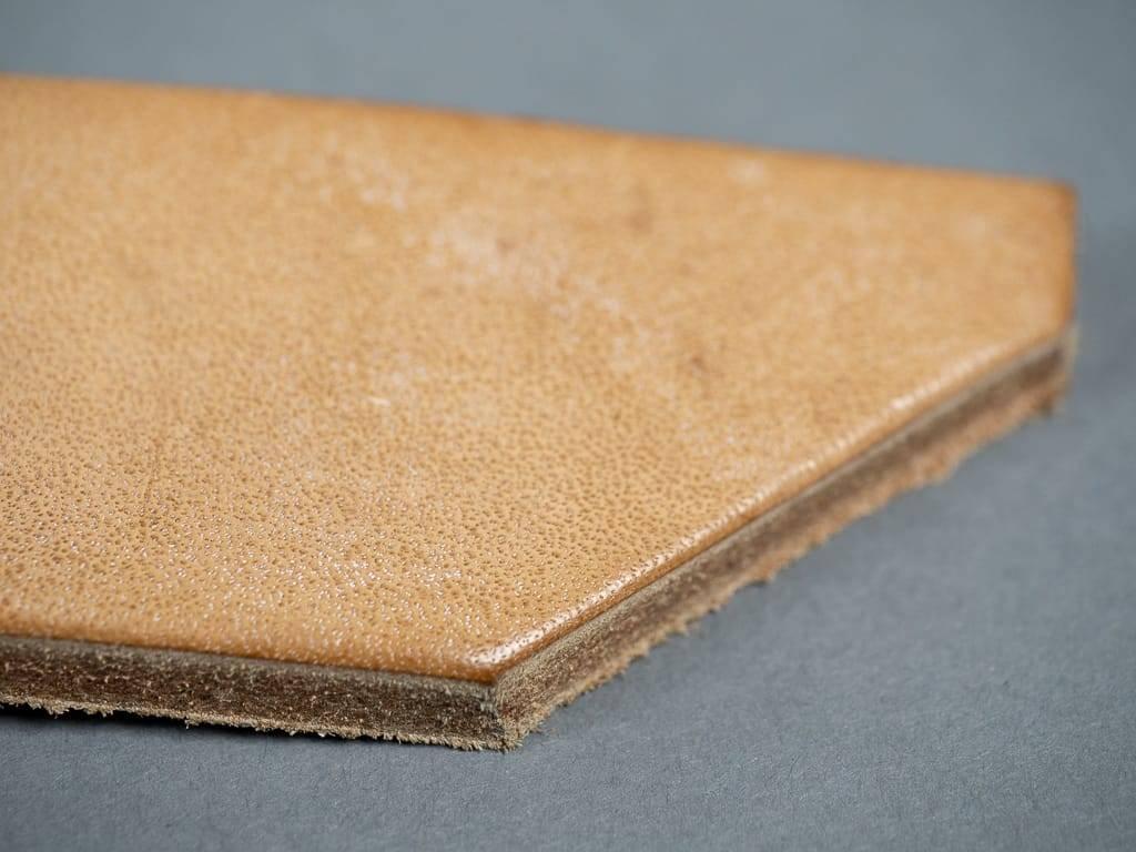 tender co leather edge