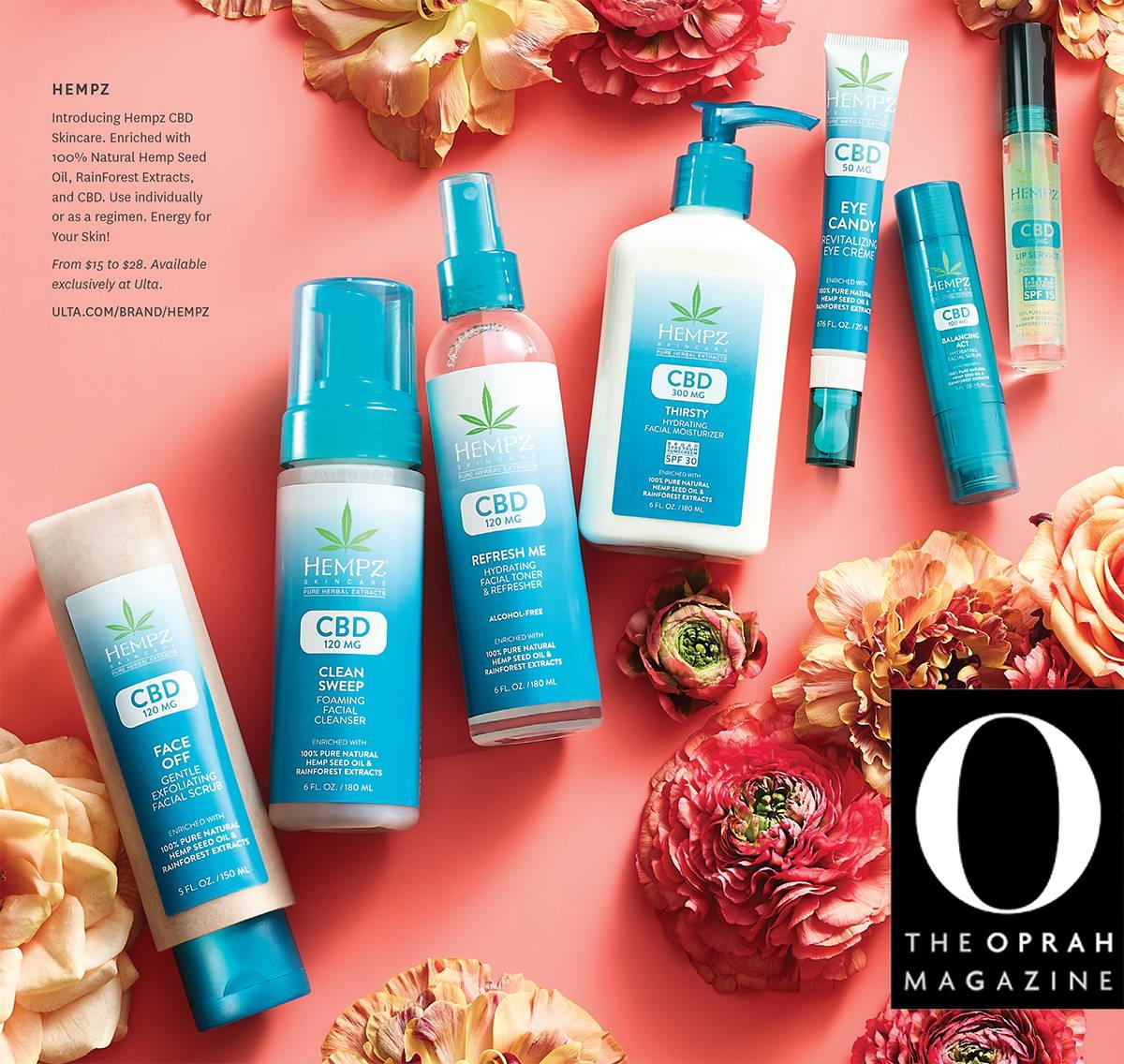 Oprah Magazine May 2020