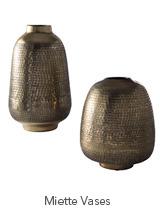 Milette Vases