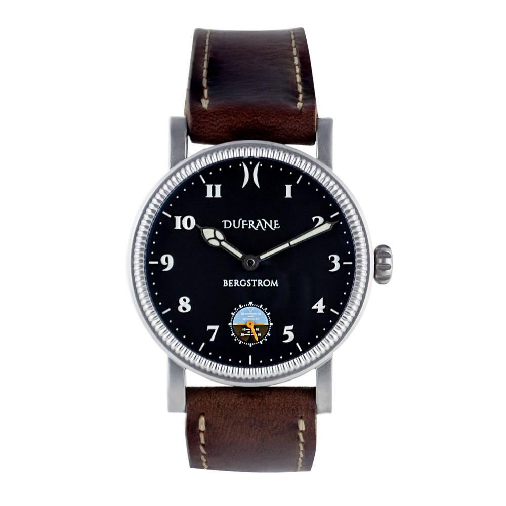 Bergstrom Classic Aviator Style Watch