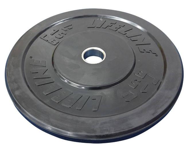 Tumbl Trak Rubber Bumper Plate
