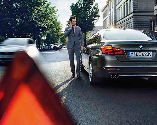6ffb9e1f Dækningen gælder så længe bilens serviceplan overholdes og følges på et  autoriseret BMW værksted i Danmark.