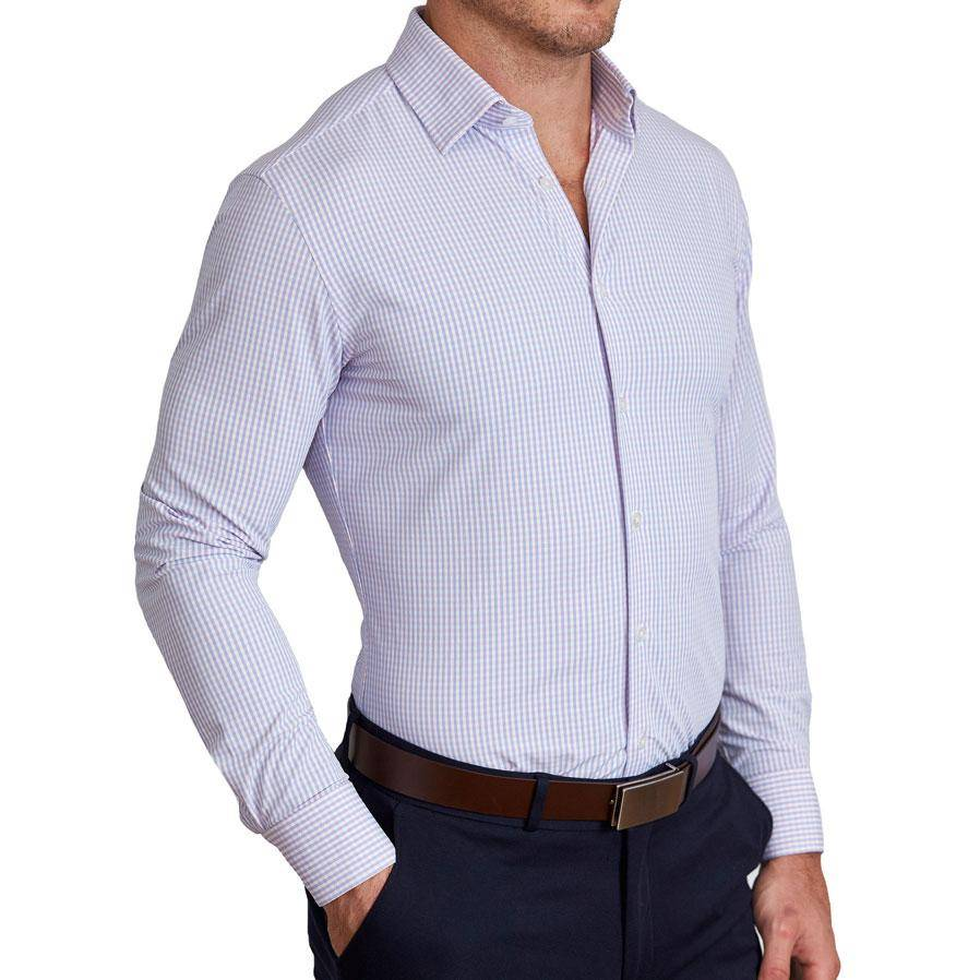 701d02c82430 State and Liberty Athletic Fit Dress Shirts