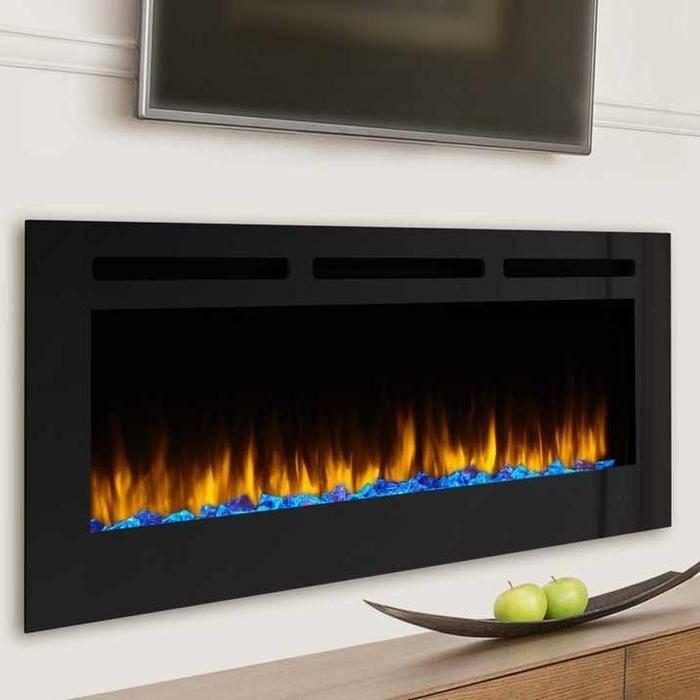 SimpliFire Allusion 48 Electric Fireplace