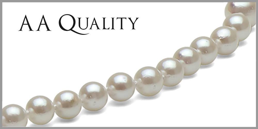 Akoya Pearl Grading: AA Quality Akoya Pearl Grading Standards