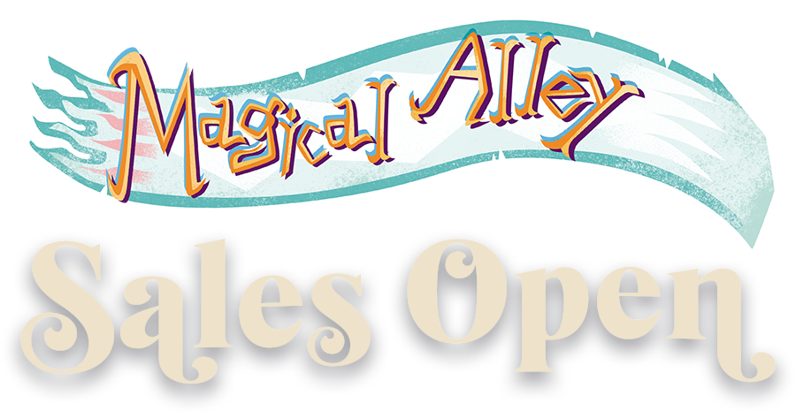 Magical Alley Crate Sales Open