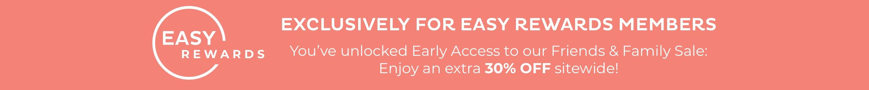 Early Access Friends & Family