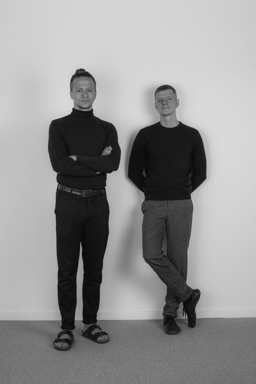 Oliver und Alexander Brunsø