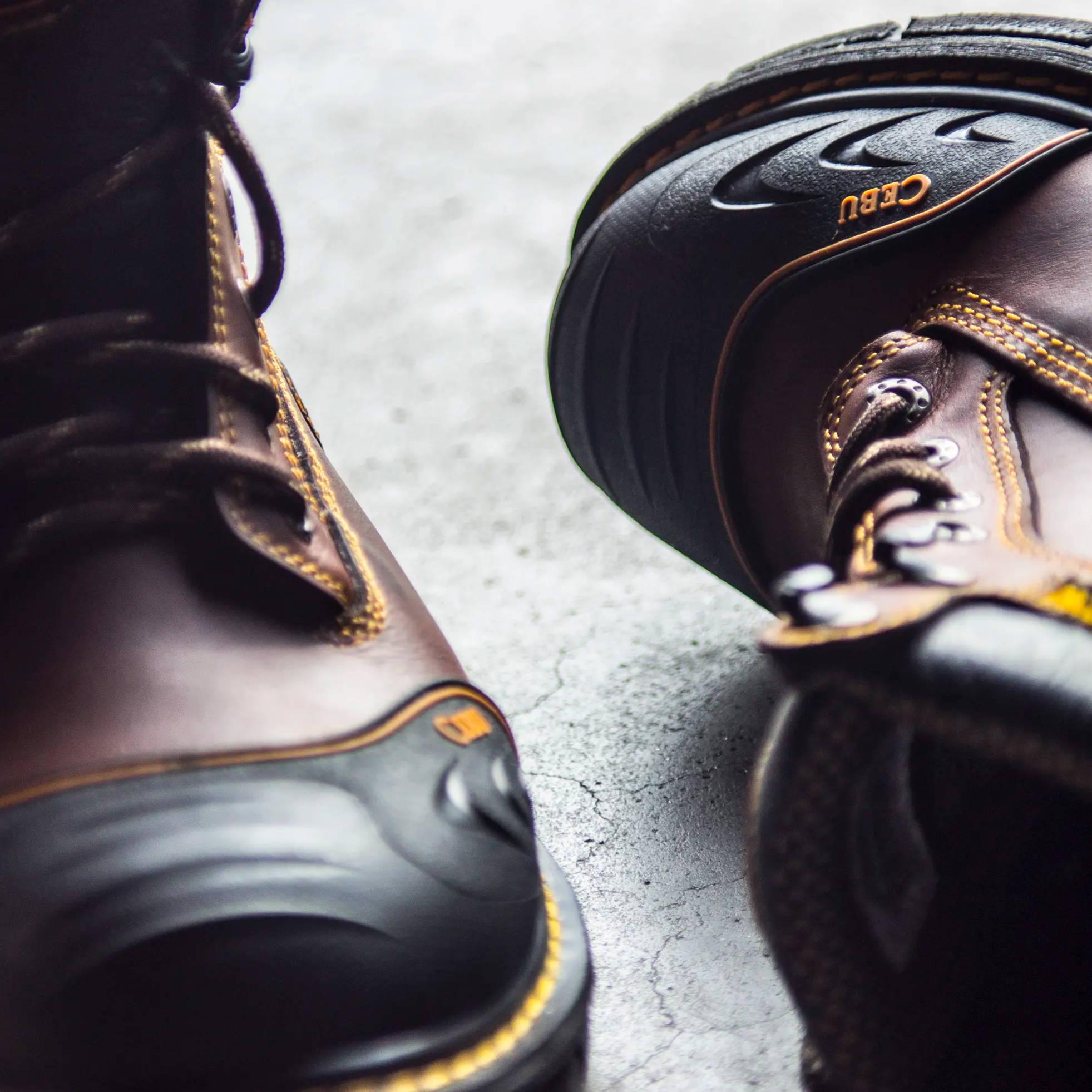 borceshark shedron cebu mens work boot
