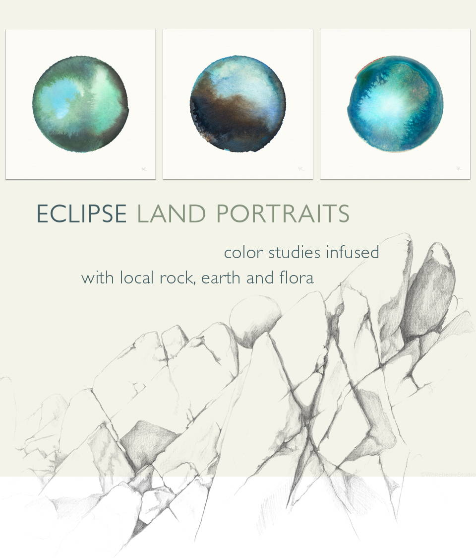 Whitebeam Studio Eclipse Prints