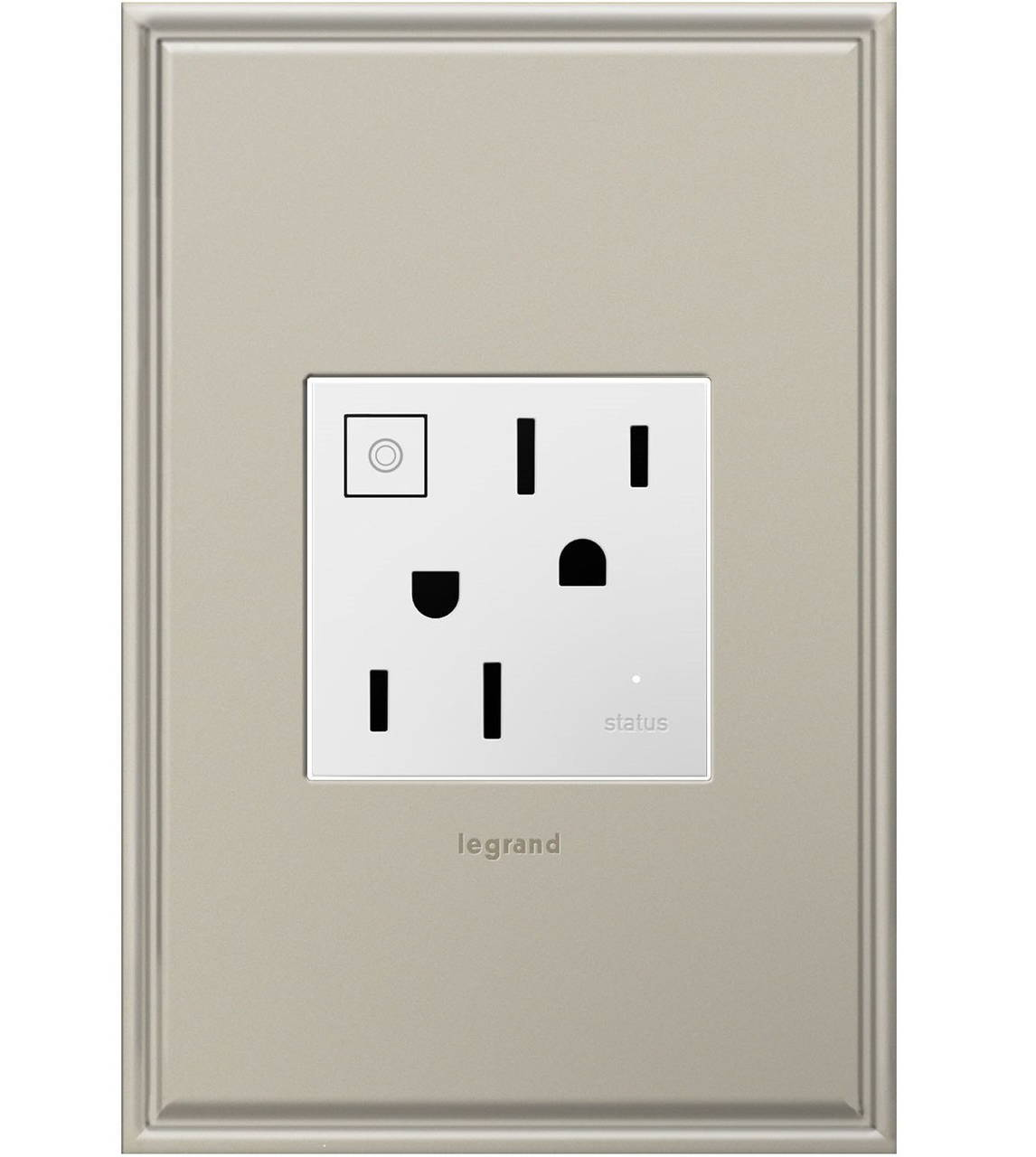 Legrand adorne touch Wi-Fi ready master dimmer outlet