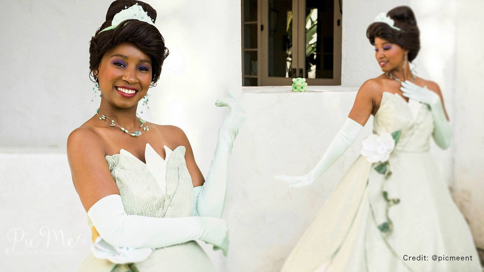 Tiana Styled Wig