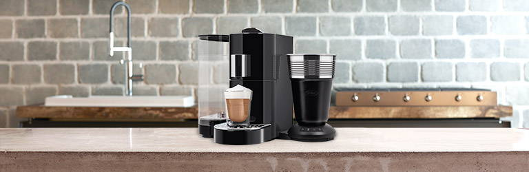 K-fee Twins II & Lattaero Coffee Maker