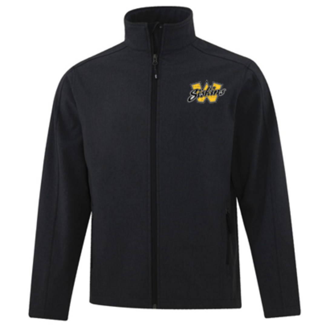 Custom Embroidered Jacket Example 1