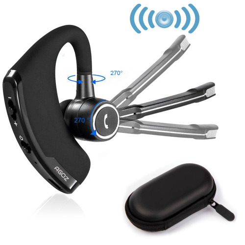 In-ear wireless headset bluetooth